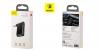 Baseus Vezeték nélküli Bluetooth kihangosító, 3,5 mm-es Jack AUX audio adapter