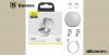 Baseus Bluetooth vezeték nélküli fülhallgató/headset Encok True WM01 - Fehér