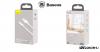 Baseus Simple Wisdom USB-C adat/töltőkábel PD 40W 5A 1,5m (2db/cs.) - Fehér