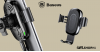 Baseus Gravity autós töltő és tartó 2in1 gyorstöltéssel - Fekete