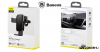 Baseus Explore gravitációs telefontartó és vezeték nélküli töltő 15W - Fekete