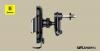 Baseus Light automata tartó és töltő szellőzőre-műszerfalra-szélvédőre - Fekete