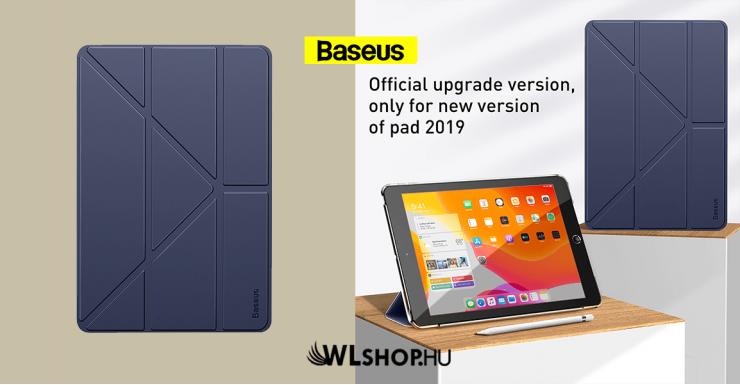 Baseus Jane Y iPad 10.2 2019 tablet tok - Kék
