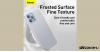 Baseus iPhone 12/12 Pro tok Comfort - Fehér