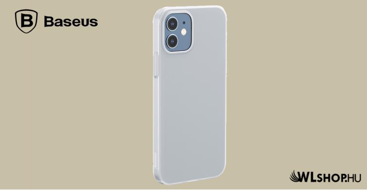 Baseus iPhone 12 mini tok Comfort - Fehér