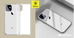 Baseus Simplicity iPhone 11 6.1 TPU tok - Átlátszó