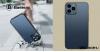 Baseus iPhone 12 Pro Max rugalmas gél tok, fényes fémes kerettel Shining - Fekete