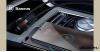 Baseus autós töltő USB / USB-C 45W 5A QC 4.0 + PD 3.0 LCD kijelzővel - Ezüst