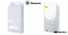 Baseus Donut vezeték nélküli wireless gyorstöltő - Fehér