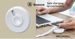 Baseus iWatch vezeték nélküli töltő 2,5W YOYO - Fehér