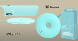 Baseus Donut vezeték nélküli wireless gyorstöltő - Kék