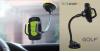 Golf flexibilis autós telefontartó - univerzális - fekete