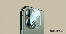 iPhone 11 PRO Max kamera védő lencse