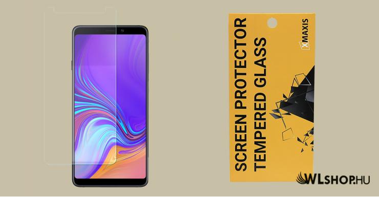 Samsung Galaxy A9 kijelzővédő üveglap