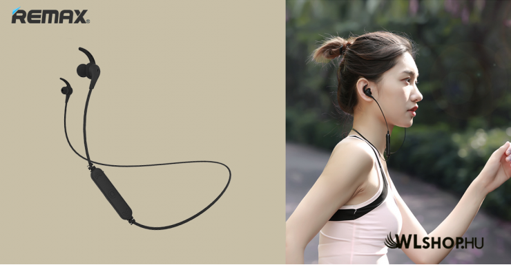 RB-S25 Bluetooth fülhallgató/headset Remax - Fekete