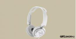 PANASONIC RP-DJS150E-W Sztereó Fejhallgató - Fehér