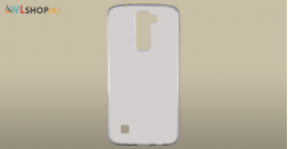 LG K7 ultra slim védőtok - Füst