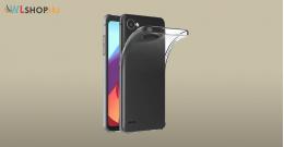 LG Q6 ultra slim védőtok