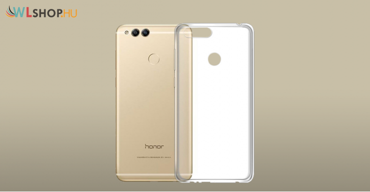 Honor 7X ultra slim védőtok