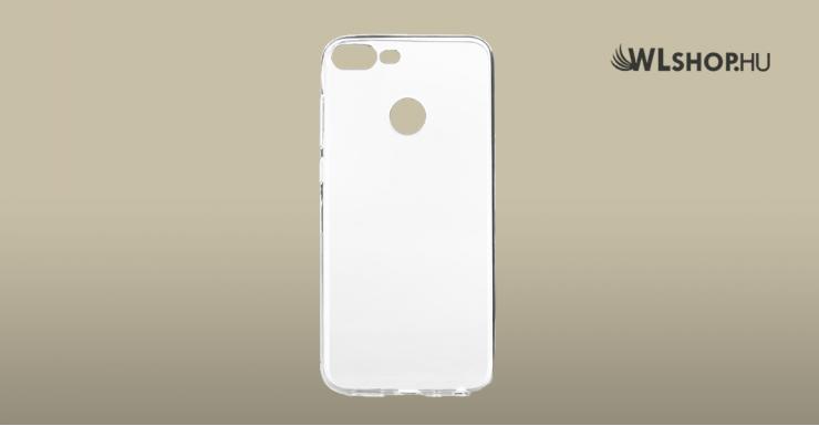Huawei Honor 9 Lite Ultra vékony átlátszó szilikon tok