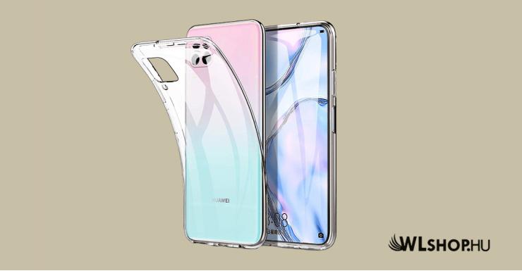 Huawei P40 Lite ultra slim szilikon védőtok