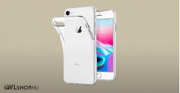 iPhone 7/8 szilikon védőtok