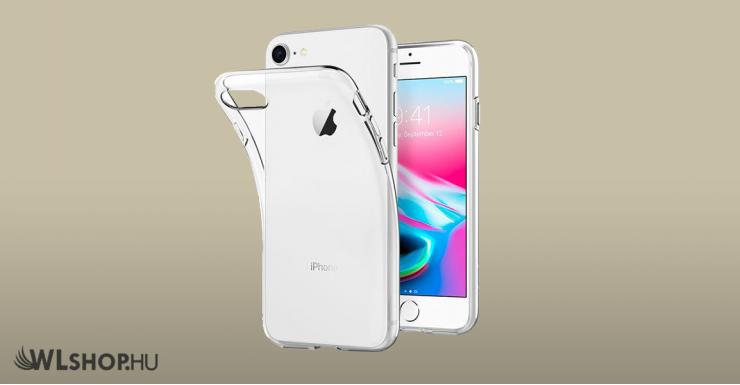 iPhone 11 szilikon védőtok