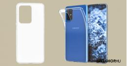 Samsung Galaxy S20/S11 Plus ultra slim szilikon védőtok