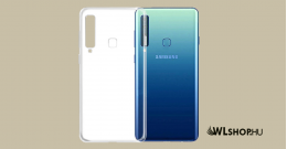 Samsung Galaxy A9 ultra slim szilikon védőtok