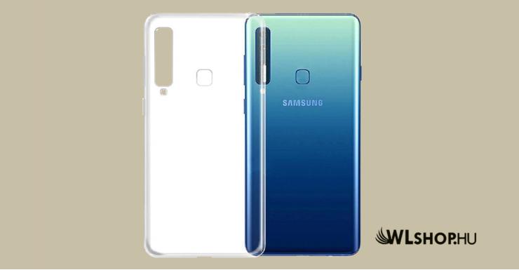 Samsung Galaxy A9 2018 ultra slim szilikon védőtok