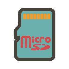 MicroSD kártyák